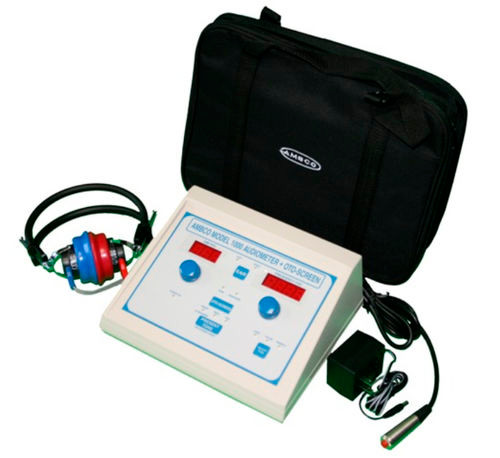 Ambco 1000+P Digital Audiometer