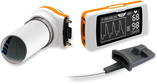 Spirodoc Spirometer + Oximeter