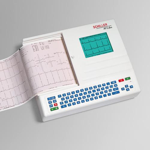 Schiller AT-2 Plus ECG machine