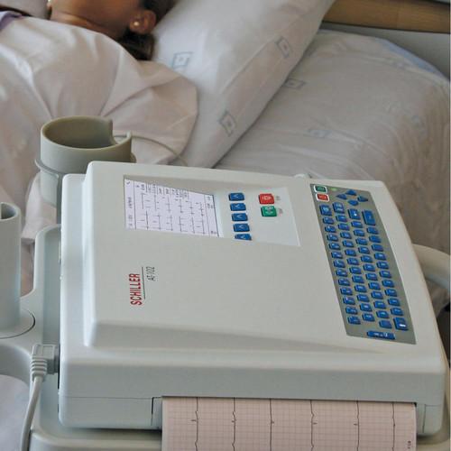 Schiller Cardiovit AT-101 ECG