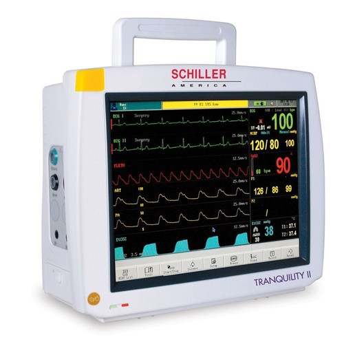 Schiller Tranquility II Patient Monitor
