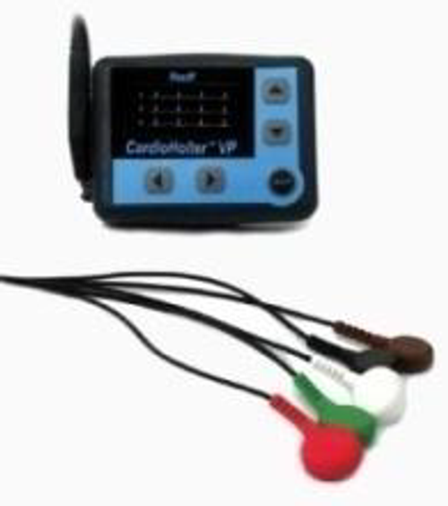 Nasiff Cardio Holter Recorder