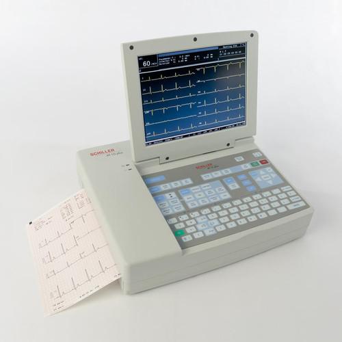 Schiller Cardiovit AT-10 Plus ECG machine