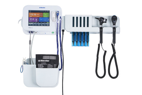 Riester RVS 200 Vital Signs Monitor