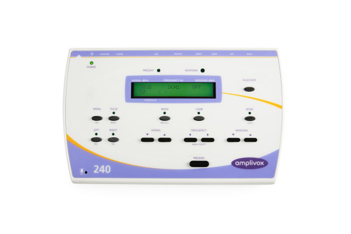 Amplivox 240 Diagnostic Audiometer