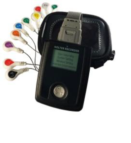 PC Based Cardio Holter 12-Lead Monitoring System