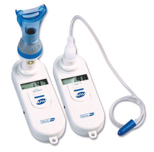 MicroRPM Pressure Meter
