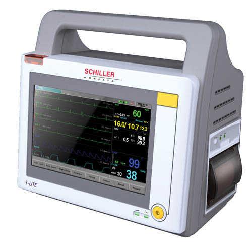 Schiller T-Lite Touchscreen Multi Parameter Patient monitor