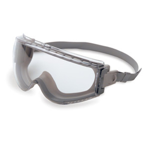 Stealth Goggle S39630C - Clear Lens/Gray Body