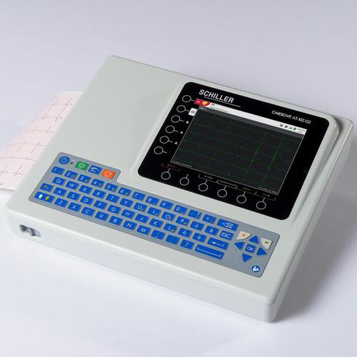 Schiller Cardiovit AT-102 G2  ECG machine