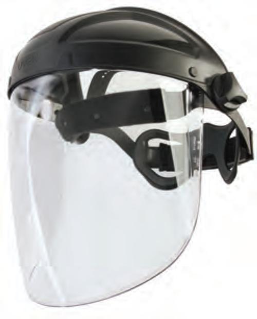 Uvex Turboshield Faceshield