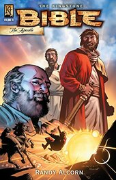 The Apostle graphic novel