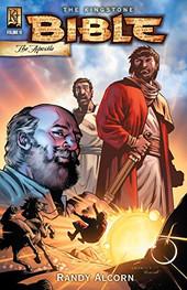 The Apostle graphic novel