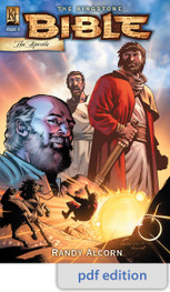 The Apostle Graphic Novel eBook (PDF)