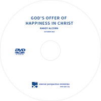 Randy Alcorn Speaking on Happiness (DVD)