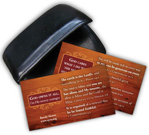 Wallet Giving Cards (20-Pack)