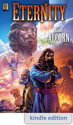 Eternity Graphic Novel eBook (Kindle)