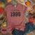 Vintage 1999, 21st Birthday Shirt, Mauve | Blue Fox Gifts