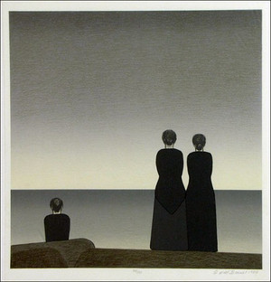 PETER GRIMES BY WILL BARNET