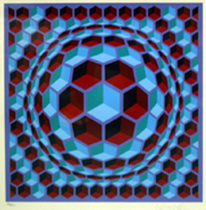 PIXIS BY VICTOR VASARELY