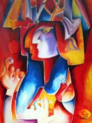 PRINCE OF MEUDON (EMBELLISHED) BY ALEXANDRA NECHITA