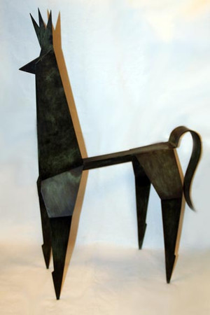 HORSE BY HARRIET KITTAY