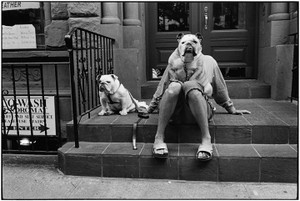 NEW YORK CITY II BY ELLIOTT ERWITT