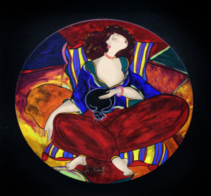 FEMME AU CHAT BY LINDA LE KINFF