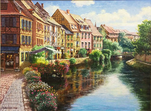VILLAGE STRASBOURG BY SAM PARK