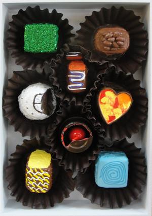 BOX OF CHOCOLATES BY STAN SLUTSKY