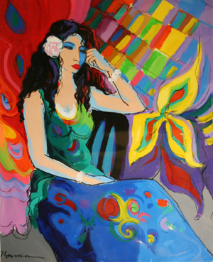 ROSE BY ISAAC MAIMON