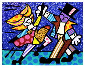 ELECTRIC BY ROMERO BRITTO