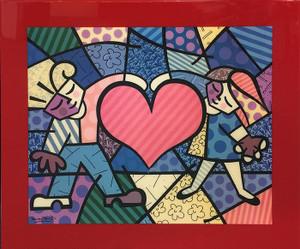 HEART KIDS BY ROMERO BRITTO
