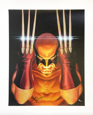 VISIONS: WOLVERINE BY MARVEL