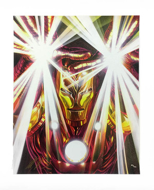 VISIONS: IRON MAN BY MARVEL