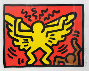 POP SHOP IV (1) BY KEITH HARING