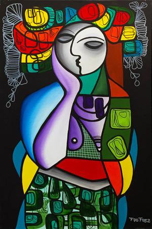 TROPICAL WOMAN BY FDO FDEZ
