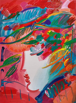 BEAUTY BY PETER MAX