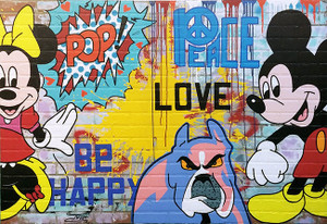 PEACE AND LOVE BY JOZZA