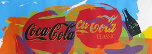 COCA-COLA BY STEVE KAUFMAN