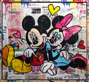 MICKEY & MINNIE BY JOZZA