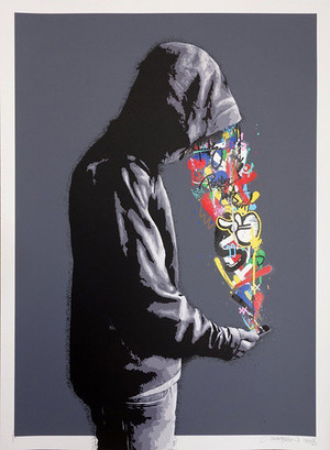 CONNECTION (HAND FINISHED) BY MARTIN WHATSON