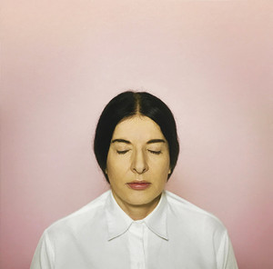 THE CURRENT BY MARINA ABRAMOVIC