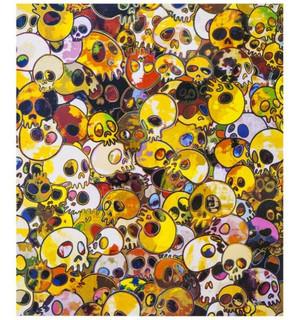 MGST, 1962-2011 BY TAKASHI MURAKAMI