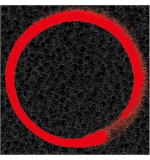 ENSO: EARTHLY DESIRES  BY TAKASHI MURAKAMI
