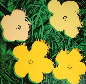 FLOWERS FS II.72 BY ANDY WARHOL
