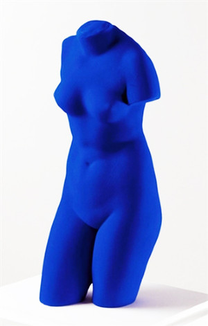 LA VENUS D'ALEXANDRIE (VENUS BLEUE), 1962/82