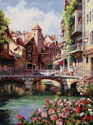 ANNECY BY SAM PARK