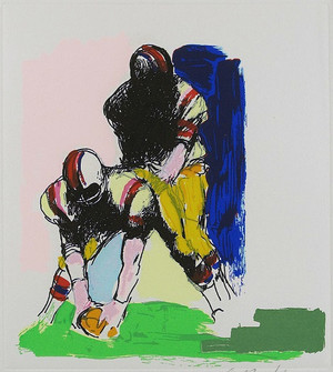 SNAP BY LEROY NEIMAN