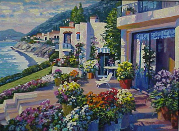 PACIFIC PATIO BY HOWARD BEHRENS